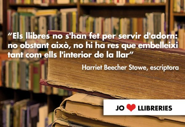 Cita Harriet Beecher Stowe